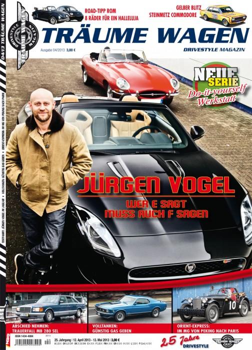 Editorial TRÄUME WAGEN 04/2013