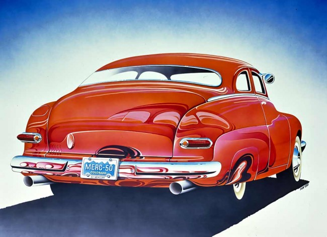 Horst Wagner - Graphic Car Art