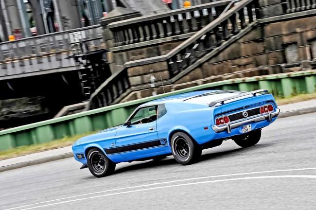 Ford Mustang Mach 1 von 1973
