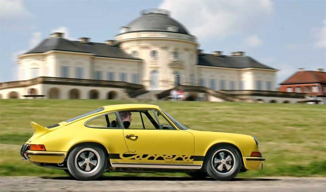 Porsche 911 RS 2.7 Coupé – Ein Bürzel für die Ewigkeit
