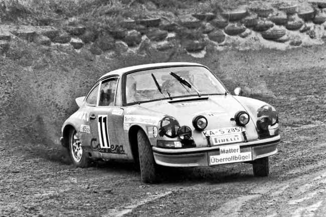Porsche 911 RS 2.7 Coupé