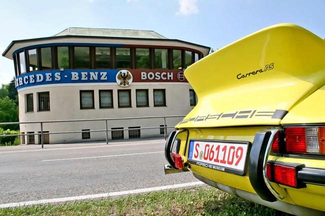 Der beliebteste Aero-Bürzel in der Autowelt: Ist er echt, macht er den Wagen nahezu unbezahlbar