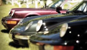 Porsche Aircooled Classics – Porsche in Ihrer reinsten Form
