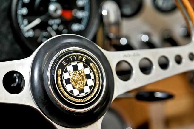 Jaguar E-Type 3.8 Roadster