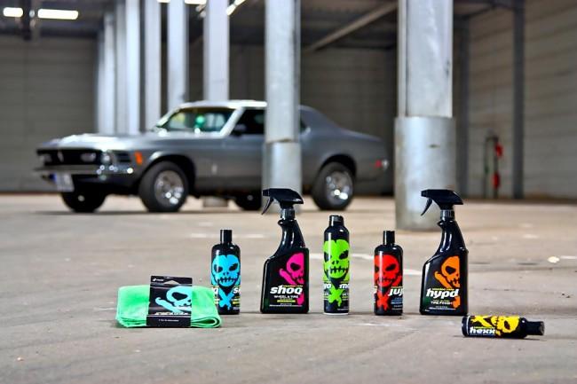 Autopflege: Abfahren auf Voodoo