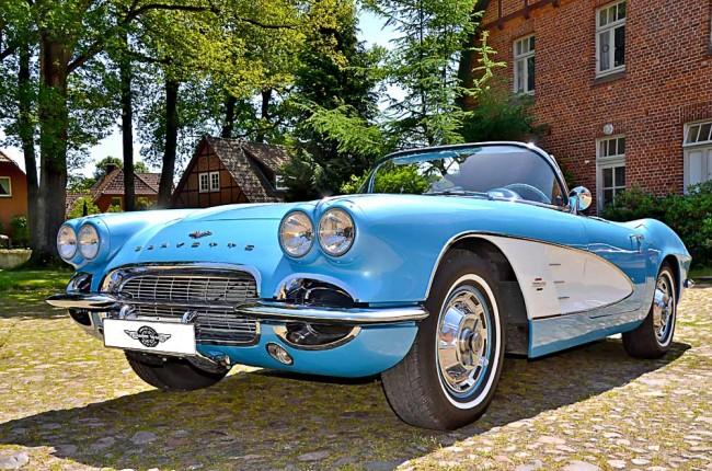 Kaufberatung Corvette C1