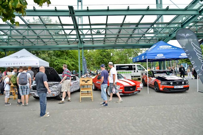 10. US-Car & Bike-Treffen