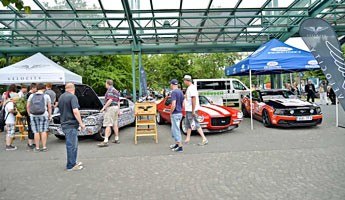 10. US-Car & Bike-Treffen Oberhausen