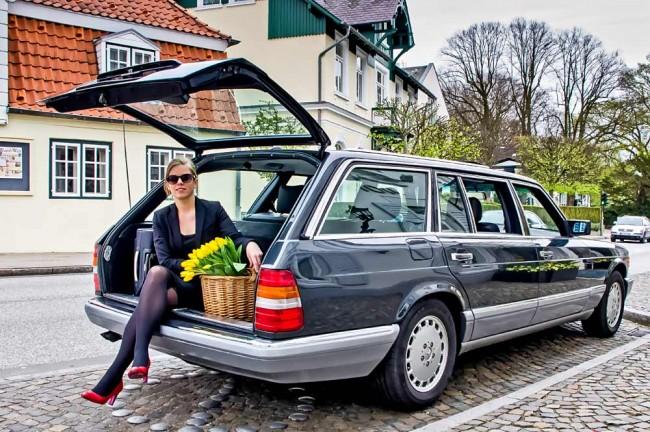Lifestylelaster mit sensiblem Transporttalent. Oder würden Sie diesem Heckabteil etwa Umzugsgüter oder gar Zementsäcke zumuten?