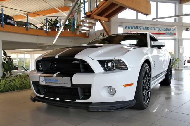 Mustang-Deutschland.de - Christian Meyer