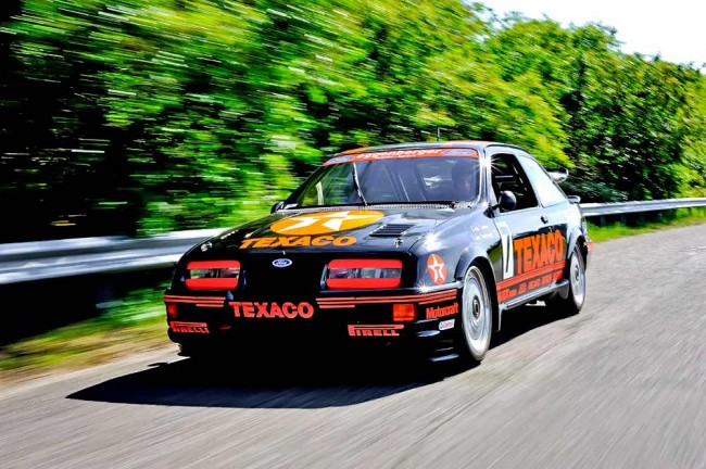 Der Ford Sierra RS 500 Cosworth