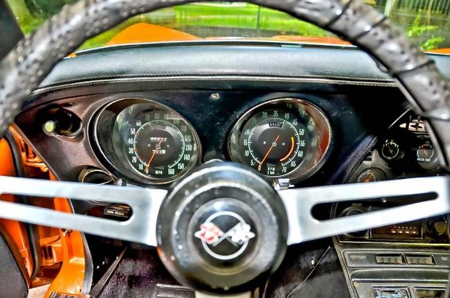 """Je nach Motorvariante """"geht"""" eine C3 Corvette von """"wild"""" bis """"mild"""""""