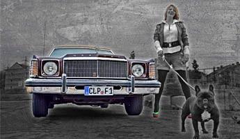Bella aus der Bronx – 76er Mercury Monarch Ghia
