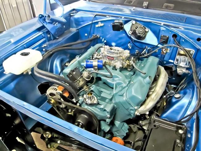 Motorrevision: Korrekter Block mit richtigem Gußdatum, gebohrt, gehont und neu aufgebaut im 68er Charger