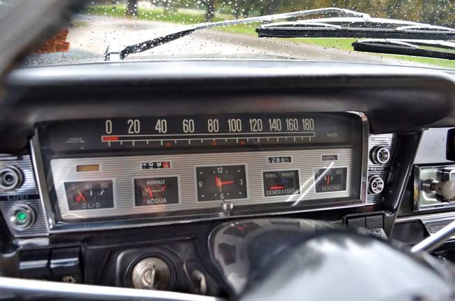 Fiat 2300 - Für die Ewigkeit gebaut