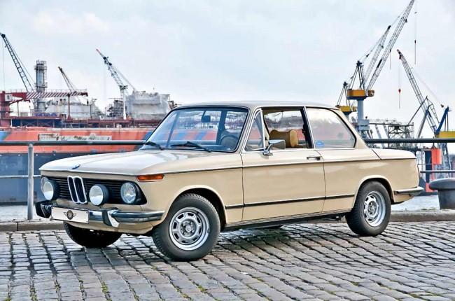 Kaufberatung BMW 02-Baureihe