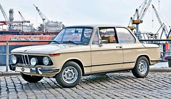 Kaufberatung BMW 02-Baureihe – Dynamik im Blut