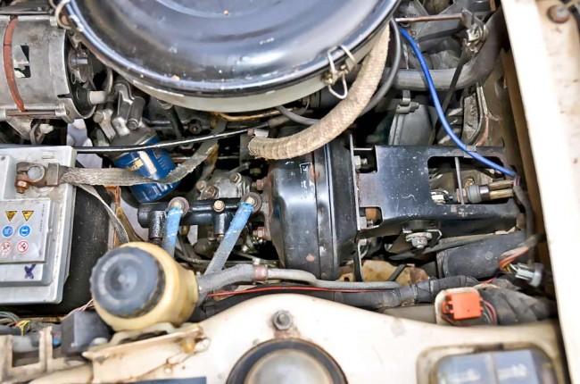 Eine Servounterstützung war für alle Motorisierungen serienmäßig, der 1600-2 und frühe Nullzwo bis August 1968 hatten eine Einkreisbremsanlage...