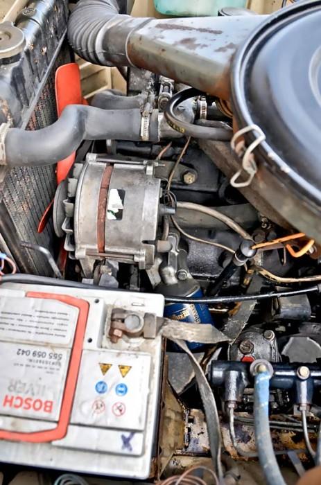 Ab September 1967 verfügten alle Nullzwo-Modelle über 12-Volt-Elektrik und Drehstromlichtmaschinen