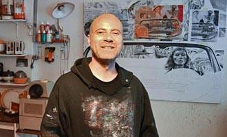 Der Benzin-Maler vom Kiez