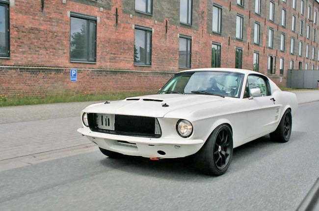 Fink Ford Mustang Fastback