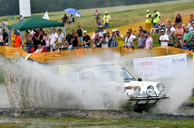 Eifel-Rallye-Festival in Daun