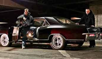 Future Muscle – Chevy Caprice 9C1