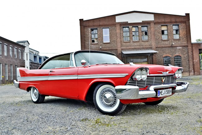 Plymouth Fury von 1958
