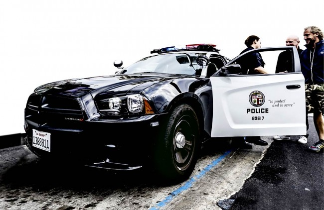 L.A.P.D. Police - Dodge Charger