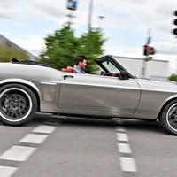69er Ford Mustang – Arguemente für ein Supermusclecar