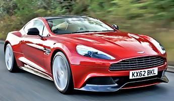 Aston Martin à la carte