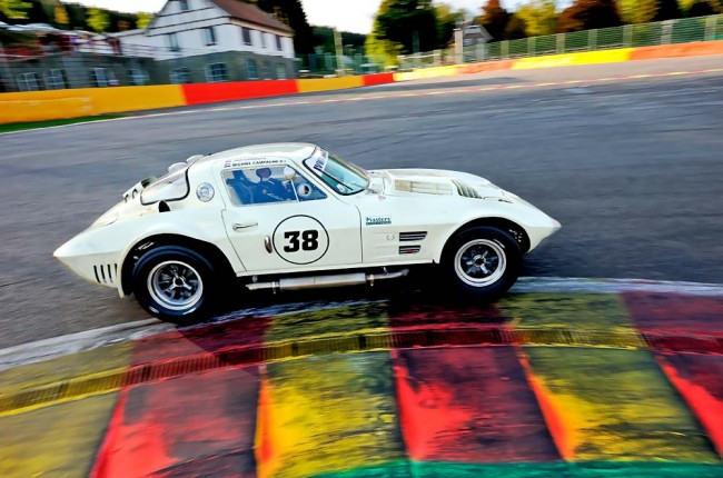 Die Corvette Grand Sport