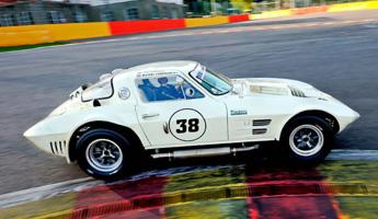 Die Corvette Grand Sport – Historischer Motorsport
