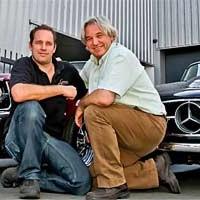 SL und Mustang im Doppelpack