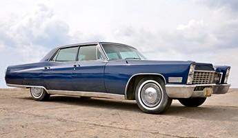 Kaufberatung Cadillac Fleetwood 1967 – Ein Schiff wird kommen