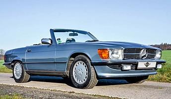 Kaufberatung Mercedes-Benz SL Cabriolet R107 – Ich seh' den Sternenhimmel…
