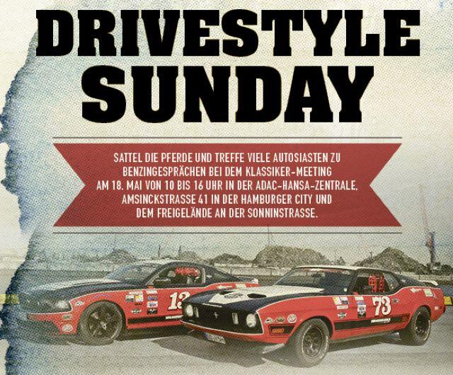 Drivestyle Sunday 2014