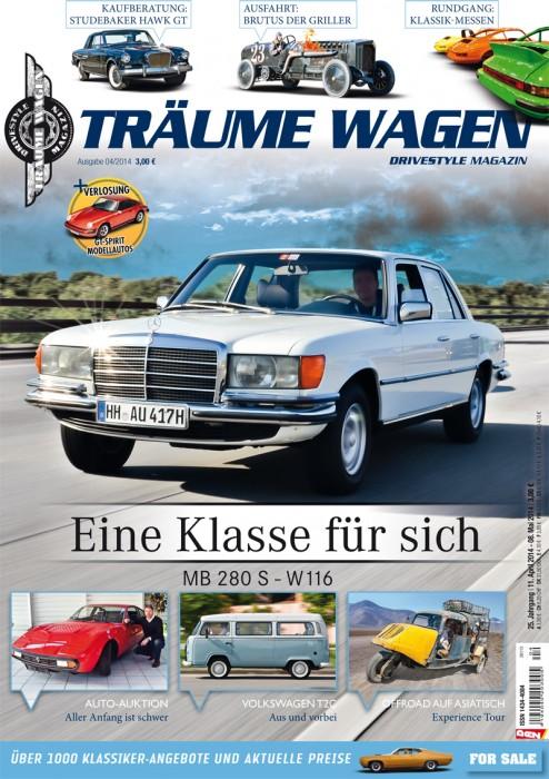 Editorial TRÄUME WAGEN 04/2014