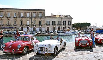 Targa Florio auf Sizilien – Sizilianische Eröffnung