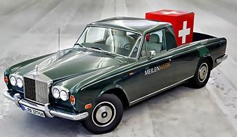 Rolls-Royce Silver Shadow Pick-up – Der Arbeits-Rolli