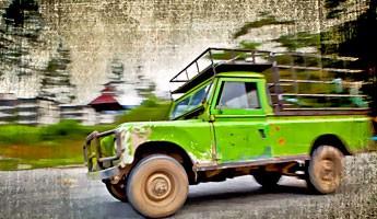 65 Jahre Land Rover – Überlebende im Landy-Land