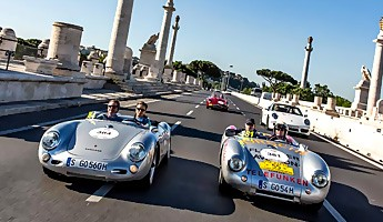 Mille Miglia – Anarchy in Italy