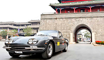 China Rally of International Classic Cars – Klassiker im Reich der Mitte