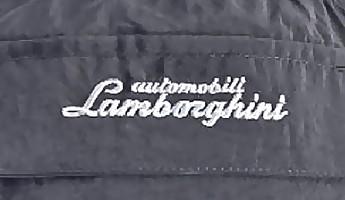 Lambo für Schwimmer
