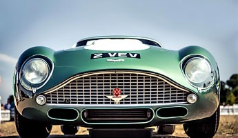 100 Jahre Aston Martin – The Face
