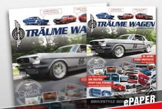 50 Jahre Mustang ePaper
