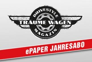 TRÄUME WAGEN ePaper Jahresabo