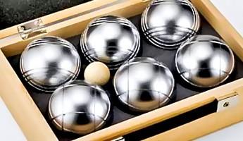 Boule-Set – Spielzeug für draußen