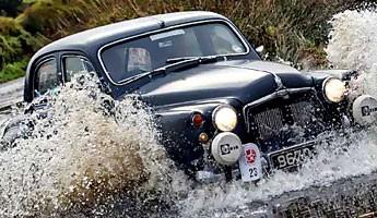 Rallye LeJog – Britische Schlammschlacht