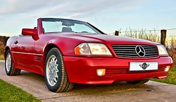Kaufberatung Mercedes SL (R129) – Ein Cabrio für alle Tage